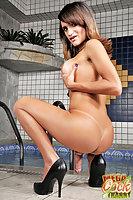 Sexy and Endowed Tranny Fabricia Lorraine