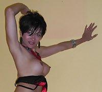 Very feminine cute tranny