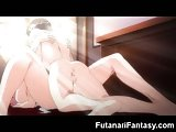 Hentai Futanari Orgasm
