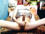 Hard Dick Tranny Masturbation
