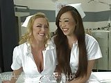 Hot Anal Medical Roleplay With Darling and TS Venus