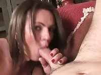 Cute TS banged in POV