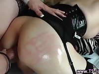 Tranny shemale babes ass fuck