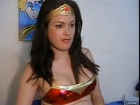 Wonder Woman Beauty Shemale