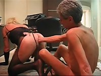 PATRICIA JOHNES - SISSY FISTED BY MASTER