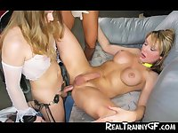 Teen Crossdressers and Shemale GFs