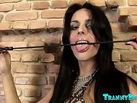 Terribly Nasty Tranny Domme Zena