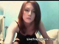 Redhead Cutie Jerking Off Online