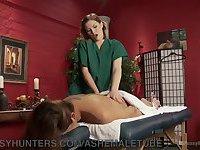 Slippery, Sloppy Full Body Massage