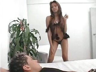 Shemale with perfect body ass drilled