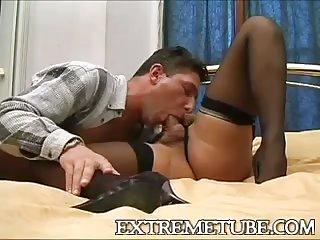 Puffy Strani Amori drilled in ass