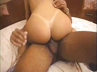 Anal hardcore for brunette with small tits