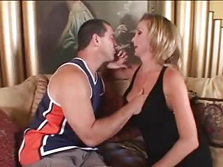 Magic threesome with a busty shemale doll