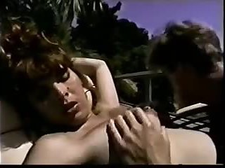 Sunny day outdoor vintage fucking