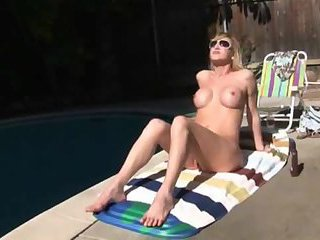 Shemale cougar wants his cock inside her