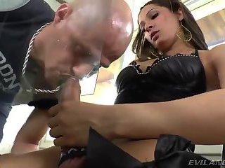 Her tight ass needs your prick