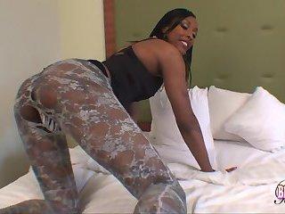 Sexy Ebony Tgurl